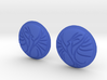 Phoenix Button 3d printed
