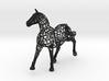 2014 Year of the Horse- Nylon (Medium) 3d printed