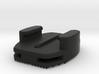 GoPro Mount Zip Tie Grip 3d printed