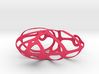 heart shaped ribcage 5 Inch wide 3d printed