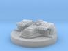Star Destroyer Turret 3d printed