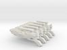 Mk1 - Shrike Pattern Gyrojet Riffle (x5) 3d printed