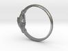 wedding ring Saint Rita of Cascia 3d printed