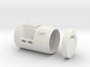 Round-fuel-tank-LH 3d printed