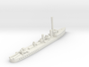 HMS Thanet (Admiralty S class) 1/1800 3d printed
