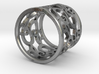 iXi Organic Filigree Upgrade Design - Size 5.5 3d printed