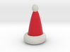 Santa Hat  ornament 3d printed