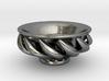 "Spiral ""Guinomi"" Cup-01 3d printed"