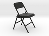 Miniature 1:24 Scale Folding Chair 1 3d printed