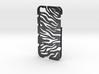 Zebra One IP5 2014 3d printed