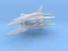 Tu-28 1:700 x2 3d printed