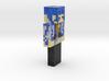 6cm | Lazernugget 3d printed