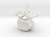 L3 lumbar vertebral body 3d printed