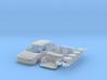 OOAM03 1:76 Austin Maestro (metal bumpers, FUD) 3d printed
