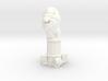 Lion Bishop (Square Base) 3d printed