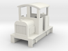 Sn2 Centercab diesel loco body 3d printed
