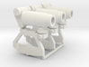 1:6 scale Russian PK-AS Combat sight x3 Pack 3d printed
