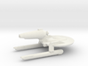 System Fleet Heavy Cruiser 3d printed