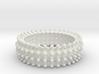 pearl bracelet V2 3d printed