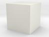 cube1 3d printed