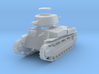 PV24C Type 89B Medium Tank (1/72) 3d printed