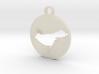 bird pedant CLK Studio 3d printed