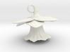 Daffodil Pendant 3d printed