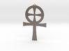 Large Gnostic Cross Pendant : Pectoral Cross 3d printed
