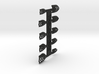 Chevron Nails (Size 2) 3d printed