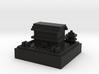 Maison Minecraft 3d printed