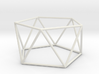 pentagonal antiprism 70mm 3d printed
