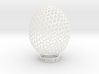 Easter 2012 Egg No.4 3d printed