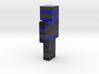 12cm | KromeGecko 3d printed