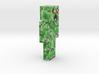 6cm | Creeper_Boss 3d printed