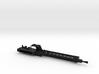 SPANAU MACHINE GUN FOR SCALE FOKKER DR.1 3d printed
