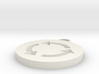 Roundabout Symbol 3d printed