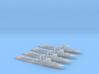 Adrias (Hunt III class) 1/2400 x4 3d printed