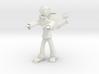 maceta zombie 3d printed