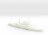 HMS Thunderchild in 1/1800  3d printed