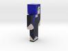 6cm | gypsycreeper 3d printed