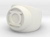 Green Lantern Ring- Size 10 3d printed