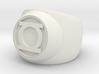 Green Lantern Ring- Size 4 3d printed