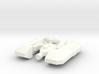 Badakh Frigate 3d printed