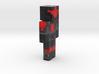 6cm | redretroreaper 3d printed