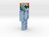 6cm | pierrotkiller 3d printed