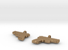P229 EARRING DANGLES (FIT 16 GAUGE JEWELRY) 3d printed