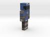 12cm | skrurax 3d printed
