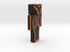 12cm | 888Leander 3d printed