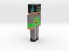 6cm | robotheadache 3d printed
