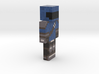 6cm | skrurax 3d printed